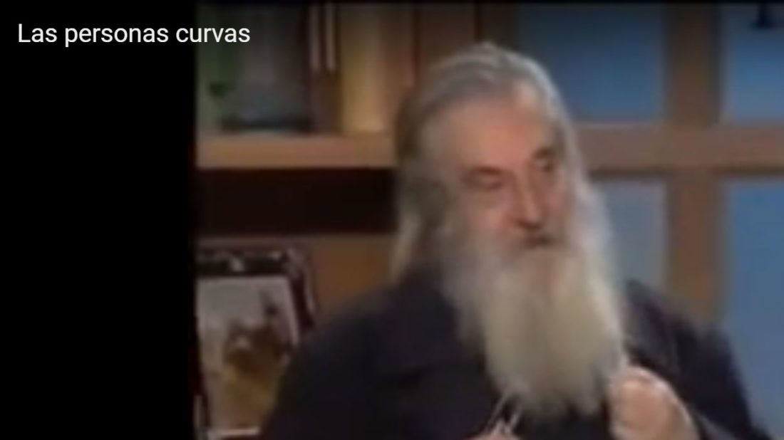 LAS PERSONAS CURVAS - JESÚS LIZANO