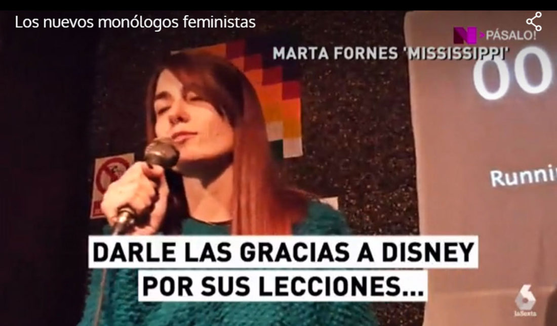 Poetry Slam Madrid - Femeninas