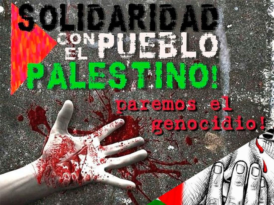 Genocidio: Palestina